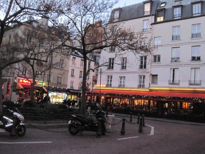 Paris, November 2016